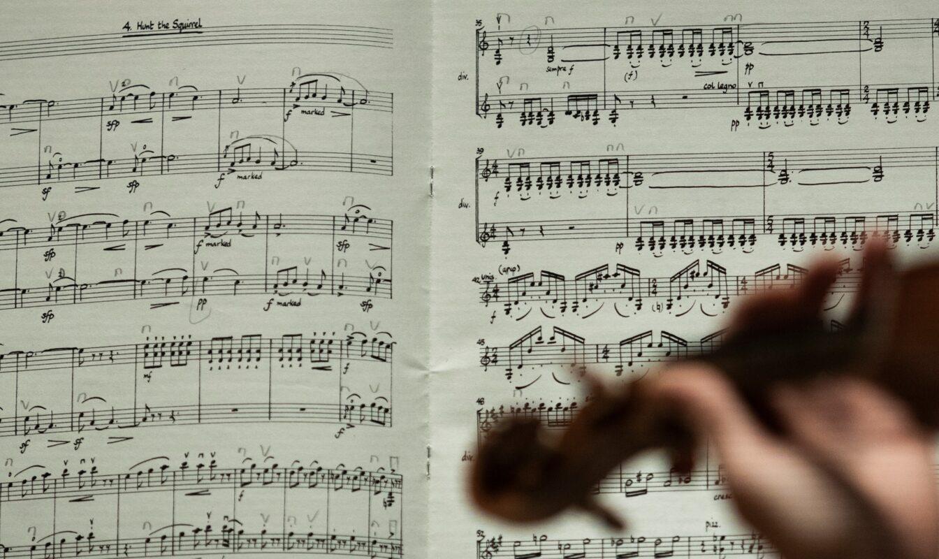 Britten Sinfonia Messiah Study Afternoon