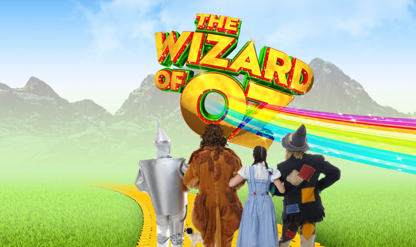 The Wizard of Oz artwork.
